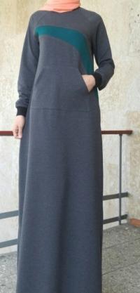 Платье Дафна осень