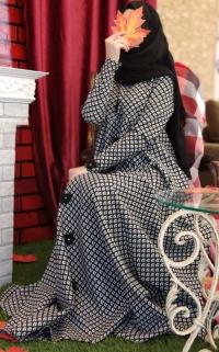 Платье джаккард