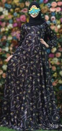 Платье Мрамор узор