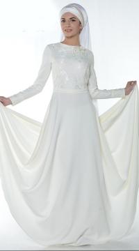 М 334 Платье свадебное