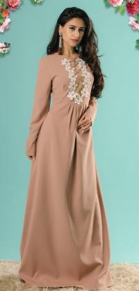 Платье Мария беж