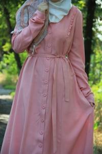 Платье Раяна розовое