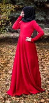 Платье Огонь