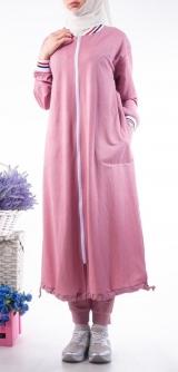 Костюм Бали розовый