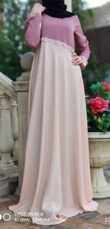 Платье Нежность.