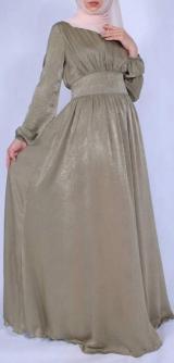 Платье Нежность бархатистый шелк