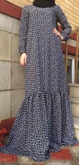 Платье креп 40-58