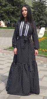 Платье дубайский штапель.