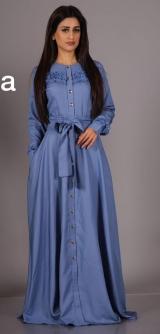 Платье джинса