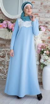 """М546 Платье """"Лазурь"""""""