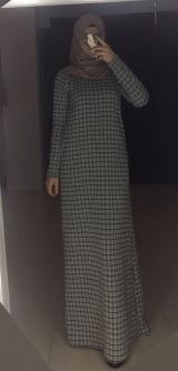 Платье клетка теплый трикотаж. Цвета разные.Разм: 40-58