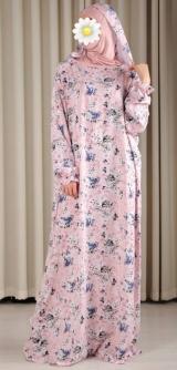 Платье для намаза с капюшоном