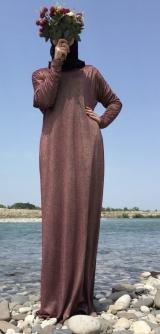 Платье Би-Стрейч с люрексом 2