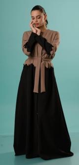 Платье Валенсия костюмка