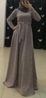 Платье ангора