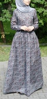 Платье Элена хлопок