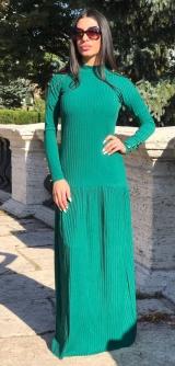 Платье дубайская лапша