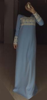 Платье барби кружева разм: 54, 56