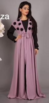 Платье и накидка, цвета разные