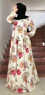 Платье Лен светлое