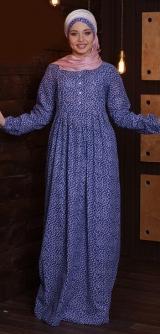 М301 Платье ситец 64 размер