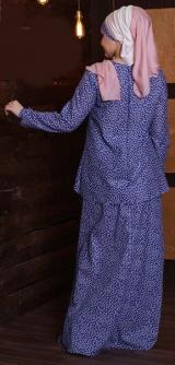 Комплект туника и юбка