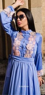 Платье дубайский штапель-шёлк, цвета разные