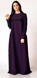 Платье Изабелла барби фиолет