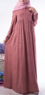 Платье Ламис огурцы штапель