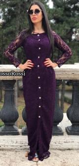 Платье из итальянского гипюра Armani 2