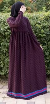 Платье штапель бесконечность