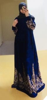 Платье велюр с 42 по 58разм.