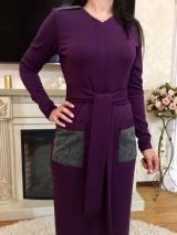 Платье Миланочка фиолет