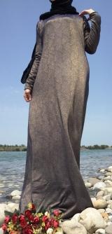 Платье Би-Стрейч с люрексом 3