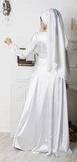 """М532 Платье """"Морозное кружево"""""""