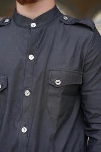 Мужской костюм джинс