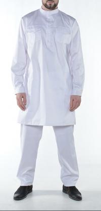 Костюм мужской ММ2 белый
