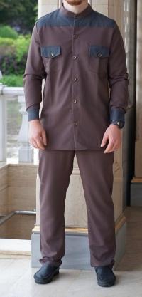 Мужской костюм-классика
