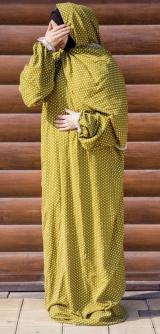 Намазник желтый горошек