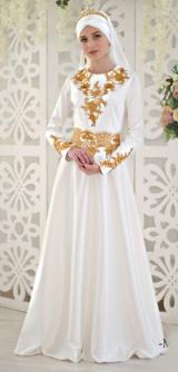 Лунный цветок белое золото