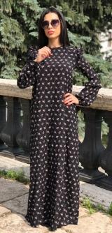 Платье с крылышками