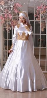 Георгина - белое золото