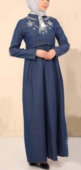 Платье джинсовое Турция