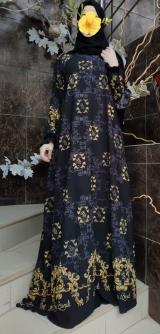 Платье креп-шифон разные расцветки 4