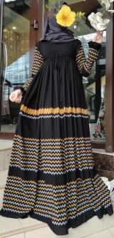 Платье креп-шифон разные расцветки 3
