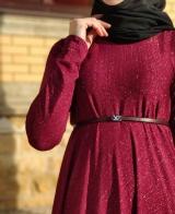Платье Габриэлла с люрексом