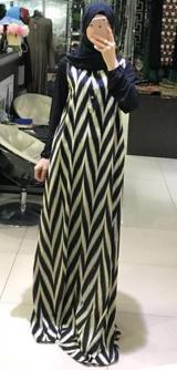 Платье зигзаг до 58 размера