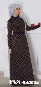М434 Платье ОСЕНЬ-ЗИМА