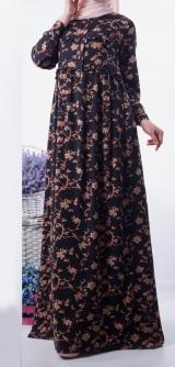 Платье Марго штапель