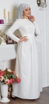 """М332/1К Платье """"Кружевной тюльпан"""""""